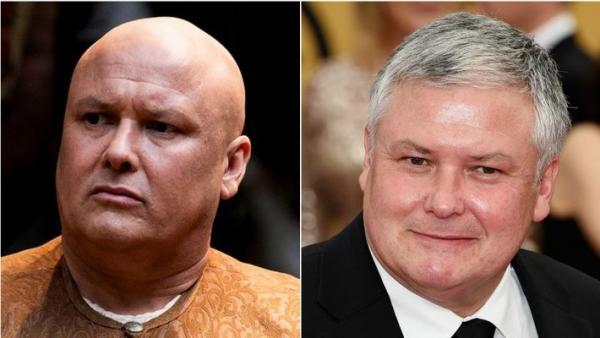 """Герои """"Игры престолов"""" показали лица без грима (ФОТО)"""