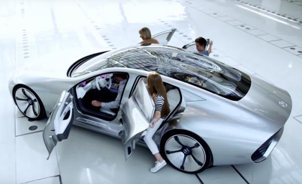 Компания Mercedes-Benz готовит ошеломляющую новинку (ФОТО)