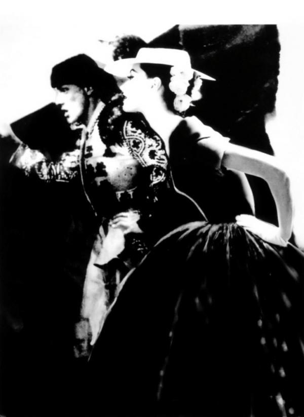 Изящество женской фигуры в работах легендарного фотографа