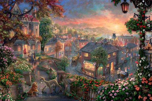 Картины из мира Диснея, которые покажутся вам лучше самих мультфильмов (ФОТО)