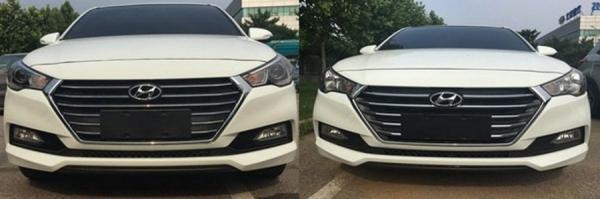 В сети появились снимки нового автомобиля компании Hyundai (ФОТО)