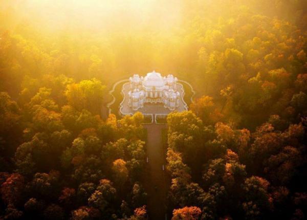 20 впечатляющих снимков, сделанных с высоты птичьего полета (ФОТО)