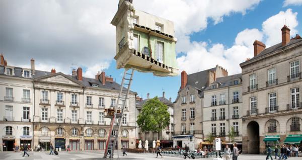 15 скульптур, для которых законы гравитации — пустой звук (ФОТО)