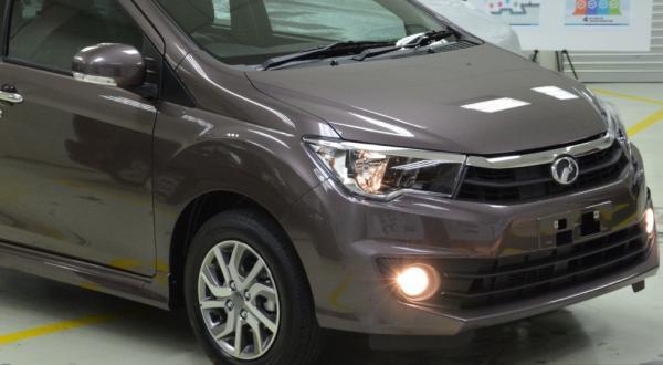 Седан Perodua Bezza заработал 5 звезд по итогам краш-тестов (ФОТО)