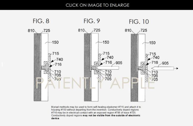 Apple создает невидимый Smart Connector для iPhone (ФОТО)