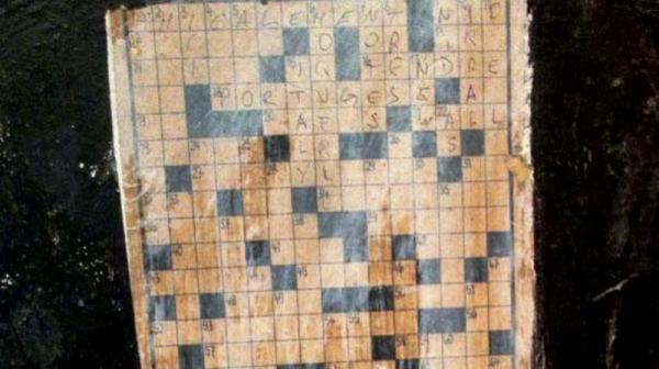 Пожилая посетительница в музее заполнила «кроссворд» стоимостью 116 тысяч долларов (ФОТО)
