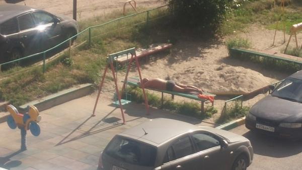 Кризисное лето: вот так проводят отпуск те, кто не заработал на поездку к морю (ФОТО)