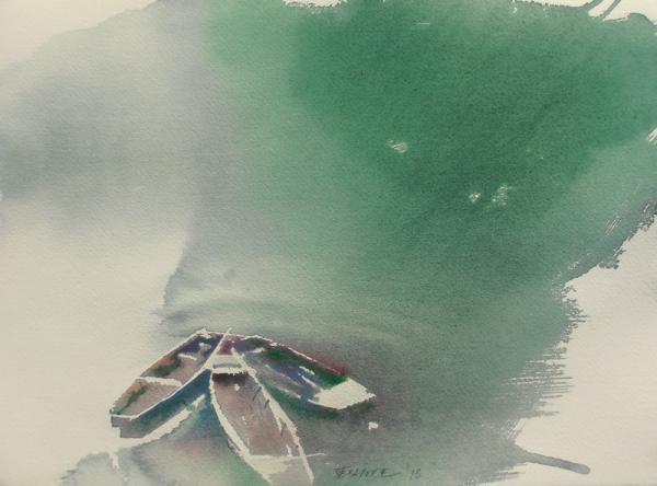 """""""Живые акварели"""": эффектные картины художника из Восточной Европы (ФОТО)"""