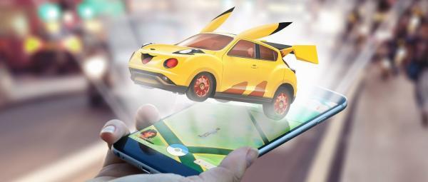 Настоящее сумасшествие: британские дизайнеры скрестили автомобили и покемонов (ФОТО)