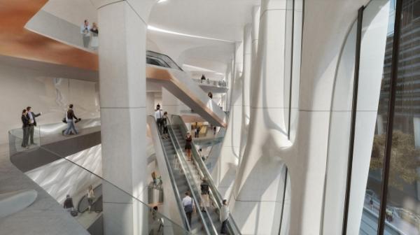 """""""Вазы над городом"""": новый небоскреб в одном из крупнейших город Австралии (ФОТО)"""