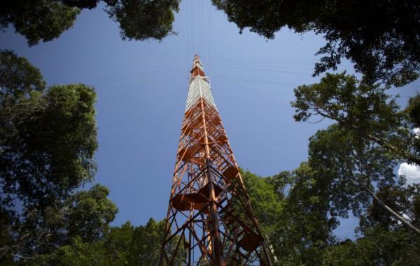 Самая высокая башня в Южной Америке