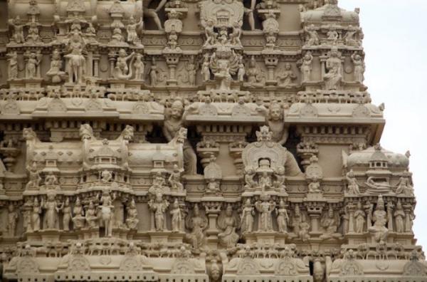 Самый богатый храм в мире (ФОТО)