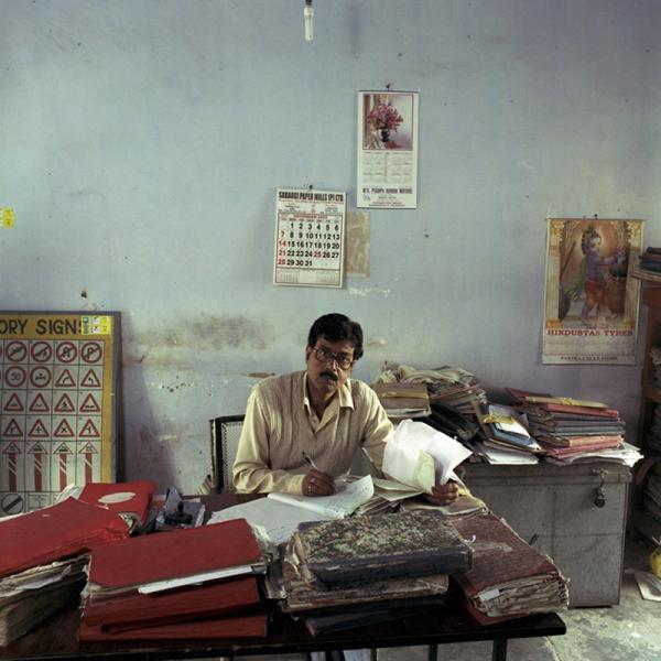 Вокруг света. Суровые индийские офисы (ФОТО)