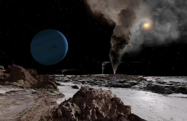 Как выглядит рассвет на других планетах (ФОТО)