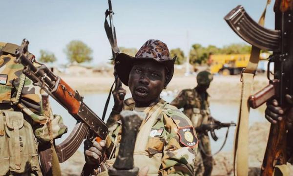 Повседневная жизнь самого молодого государства в мире - Южного Судана (ФОТО)