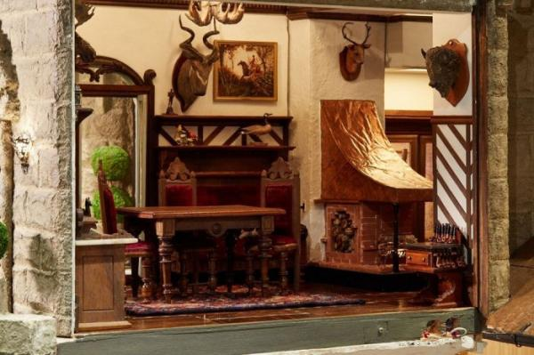 Недетская цена: самый дорогой кукольный домик в мире (ФОТО)