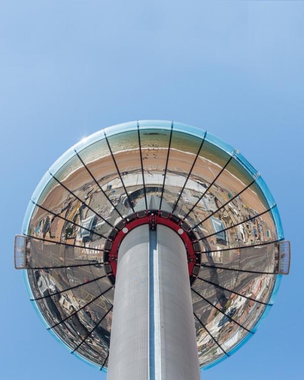 Новая достопримечательность Англии: самая высокая смотровая башня в мире (ФОТО)