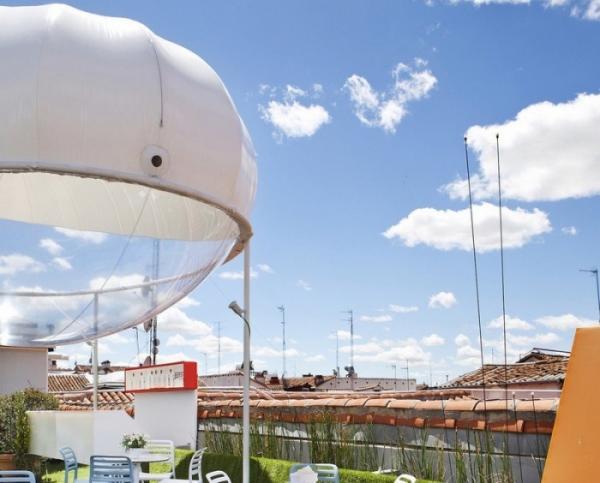 """""""Искусственные облака"""": гениальная идея архитектора из Испании (ФОТО)"""