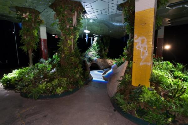 Подземелье с солнечным светом: новая достопримечательность Нью-Йорка (ФОТО)