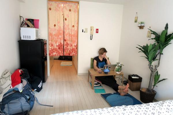 Как выглядит типовая токийская квартира (ФОТО)