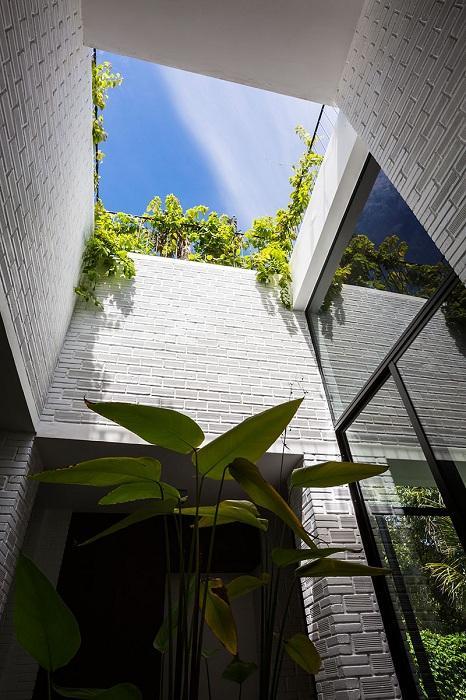Оптимизация пространства: великолепный дом с садом на крыше (ФОТО)