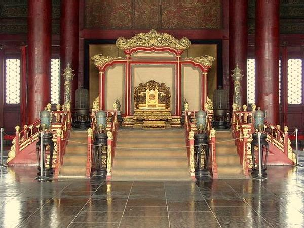 """Путешествие на Восток: """"запретный город"""" в Китае (ФОТО)"""