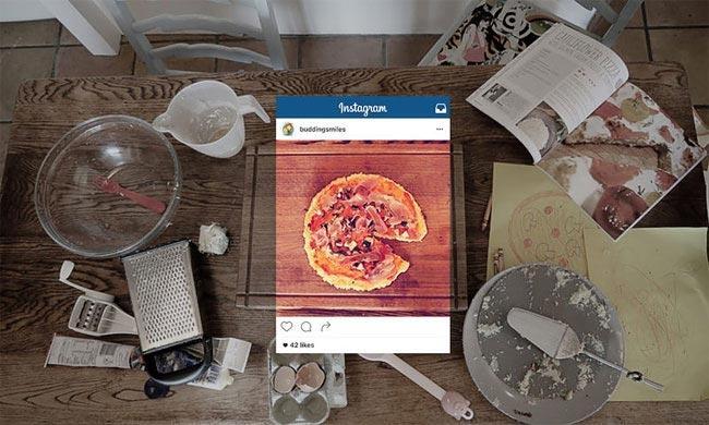 Звезды Instagram показали, что скрывается за идеальными кадрами (ФОТО)