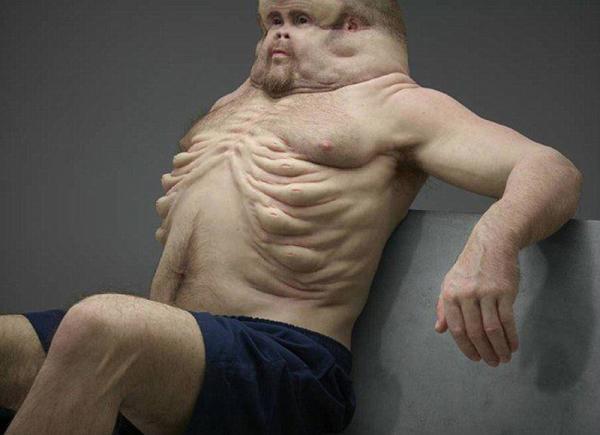 Ученые создали модель человека, способного выжить в автоаварии (ФОТО)