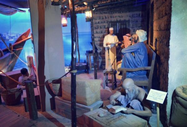 Дубай исторический: реконструкция минувшей эпохи