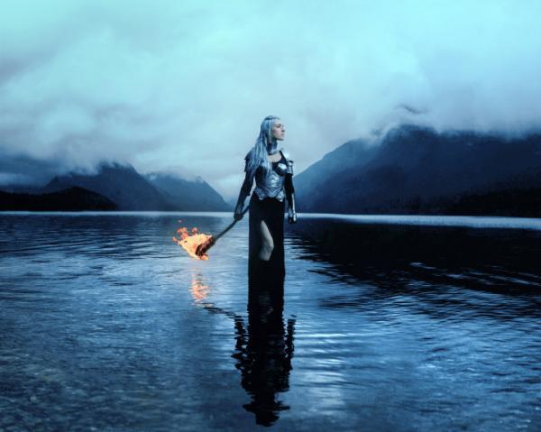 Привет из Средневековья: оригинальный проект фотографа из Сиэтла (ФОТО)
