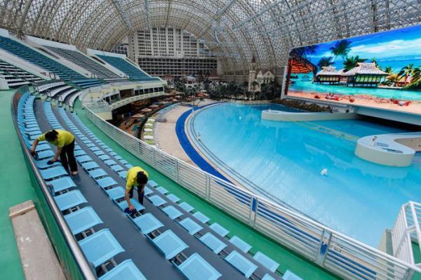 Самый большой в мире бизнес-центр (ФОТО)
