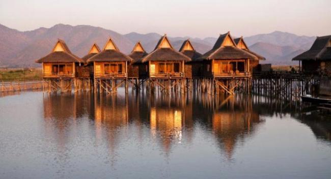 23 невероятно крутых «плавающих» домов для спокойствия и умиротворения (ФОТО)