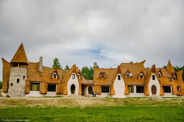 """""""Долина фей"""": сказочный отель в  Трансильвании (ФОТО)"""
