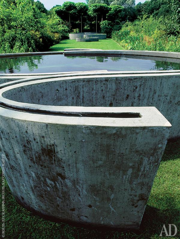 """""""Круговорот воды в природе"""": водяной сад в 25 километрах от Парижа (ФОТО)"""