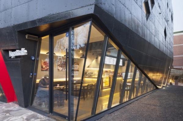 Дракон мистера Го: самая необычная гостиница в Южной Корее (ФОТО)