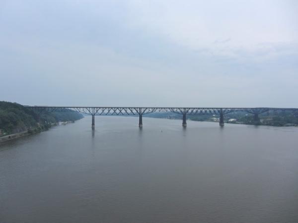 Самый длинный пешеходный мост в мире (ФОТО)