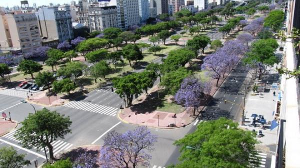 Самая широкая улица в мире (ФОТО)
