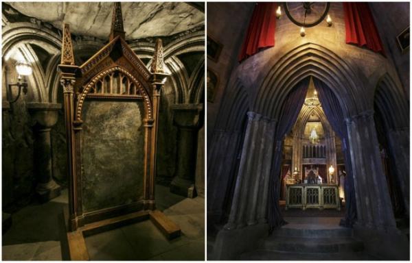 В Лос-Анджелесе открылся «Волшебный мир Гарри Поттера» (ФОТО)