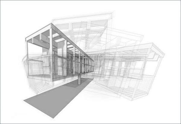 Вместо карусели: дом, который вращается вокруг своей оси (ФОТО)
