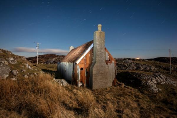 Покинутые человеком: заброшенные дома на Гебридских островах (ФОТО)