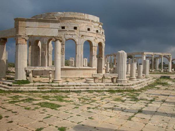 Жемчужина античного мира: древний город Лептис-Магна (ФОТО)