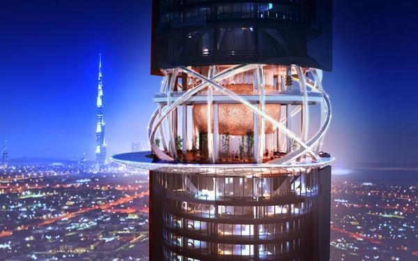 Красота, несвойственная пустыне: в Дубае появится тропический лес (ФОТО)
