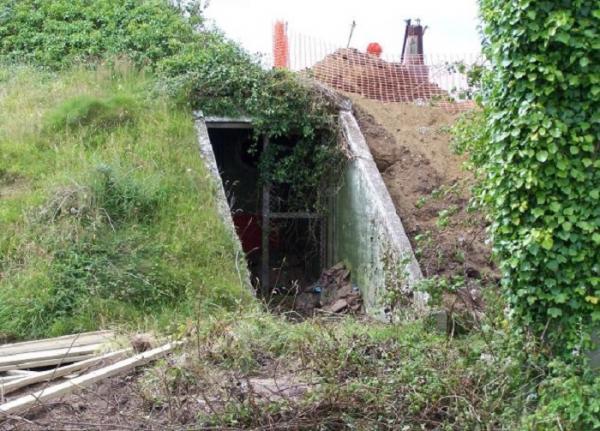 Уютное убежище: дом, переделанный из бункера (ФОТО)