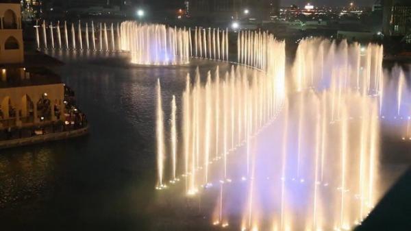 Самый большой фонтан в мире (ФОТО)