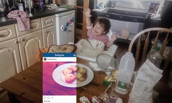 Что скрывается за отретушированными снимками в Инстаграм (ФОТО)