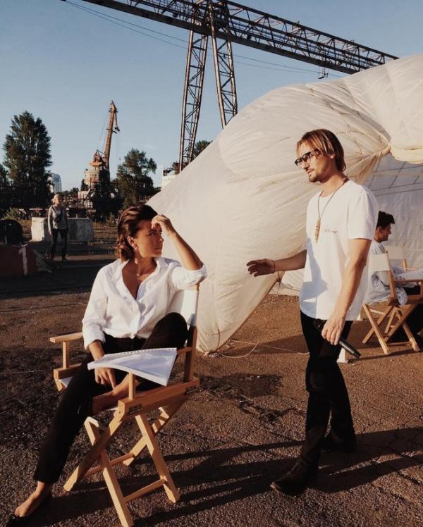 Ани Лорак изменила имидж ради нового клипа (ФОТО)
