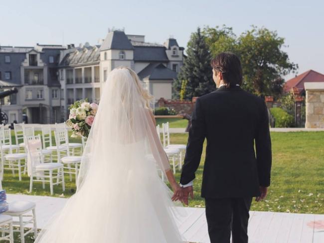 Сергей Притула поблагодарил жену за счастливую семейную жизнь (ФОТО)