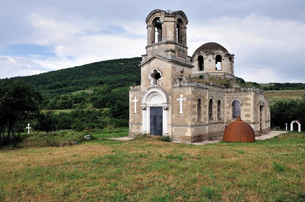 12 самых загадочных мест Крыма (ФОТО)