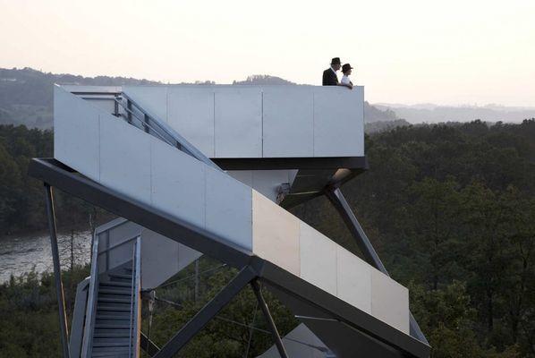 Жизнь на высоте: головокружительные пейзажи (ФОТО)