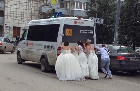 Ах, эта свадьба... невесты, которым не повезло (ФОТО)